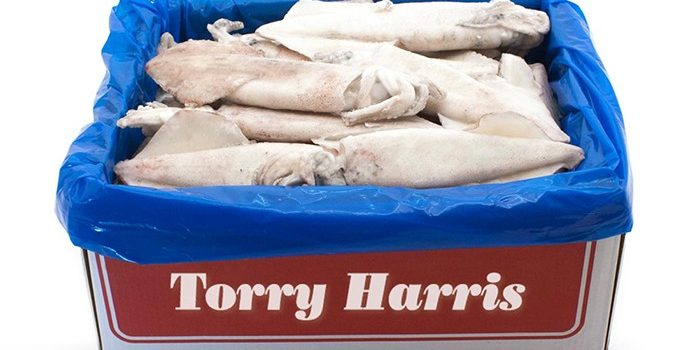 Los Tipos De Calamar Congelado De Torry Harris Torry