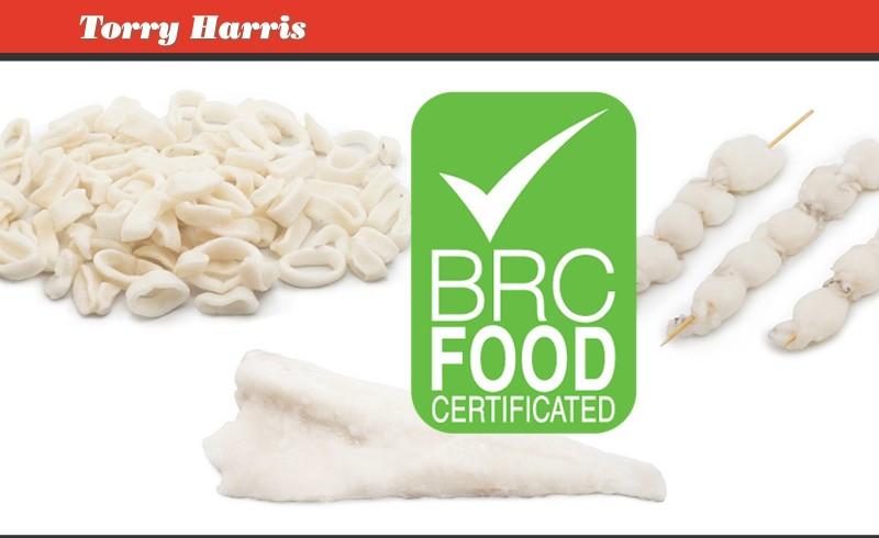 BRC Food importador pescado congelado