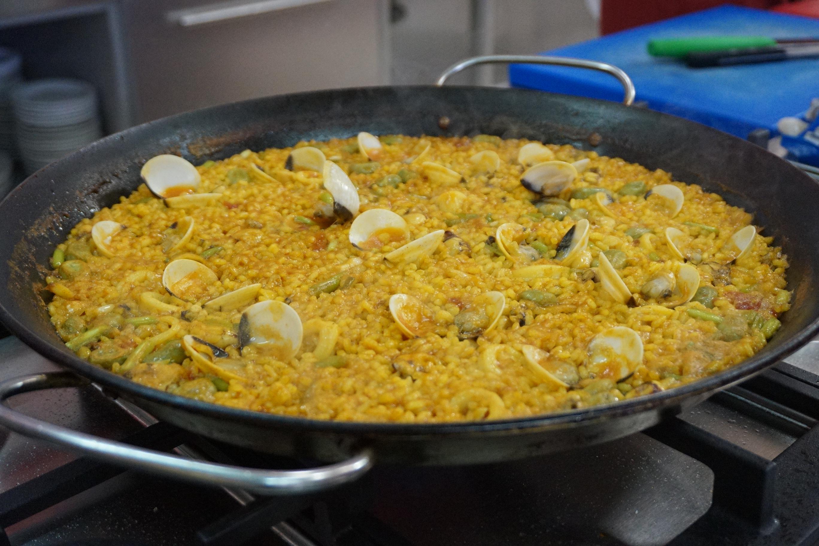 Arroz de pescado f cil y r pido con pescado congelado torry harris - Cocinar pescado congelado ...