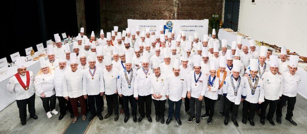 Jurado del premio sabor superior de Bruselas
