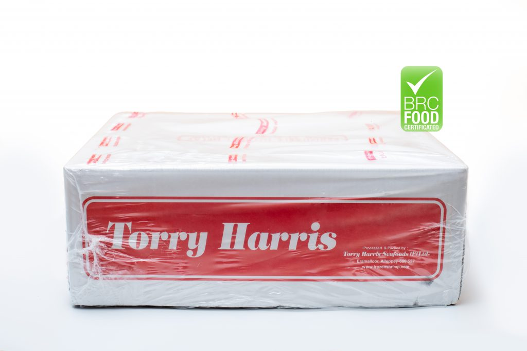 Caja termo sellada de Torry Harris